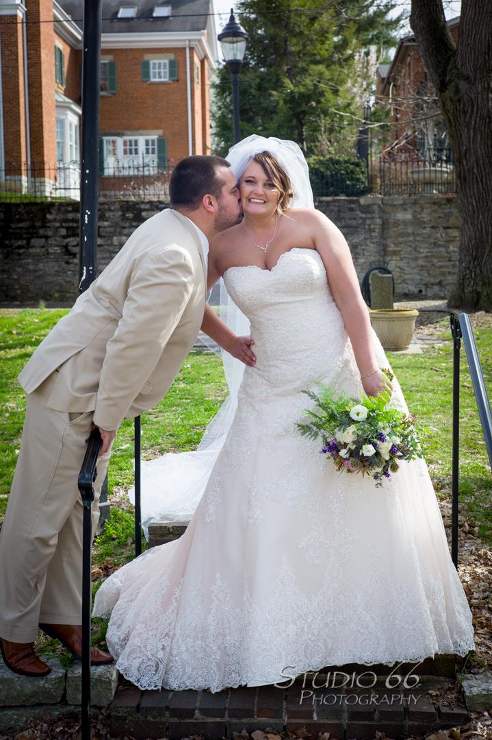 Married | Elizabeth & David