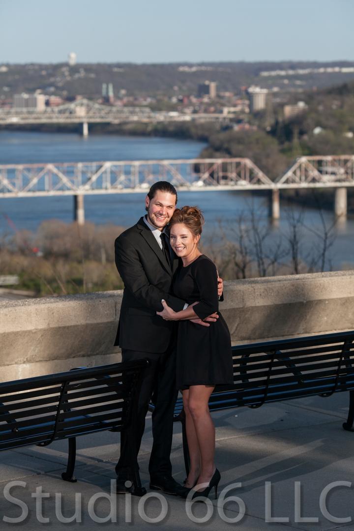 Cincinnati Wedding Photographers Studio 66
