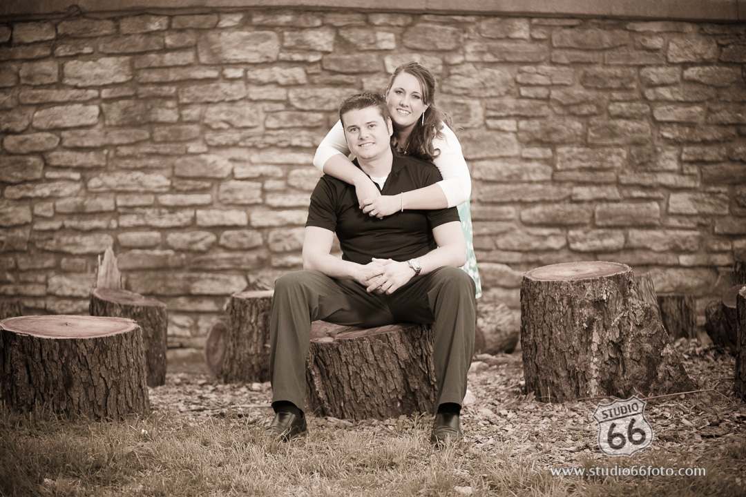 Carly & Matt's Engagement Session
