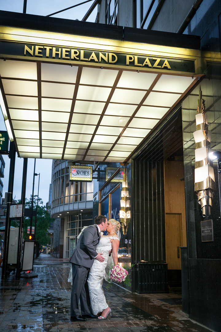 Hilton Netherland Plaza