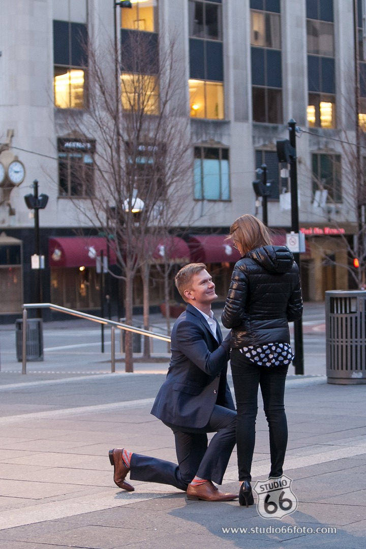 Sean & Robin's Proposal