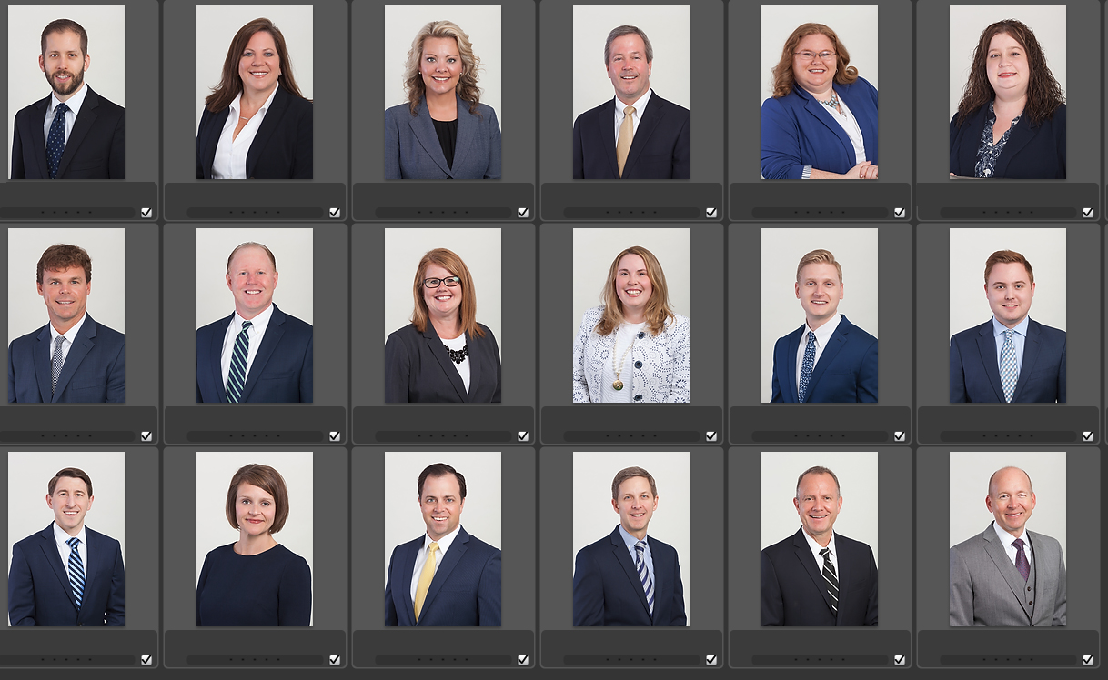 Corporate Head shots