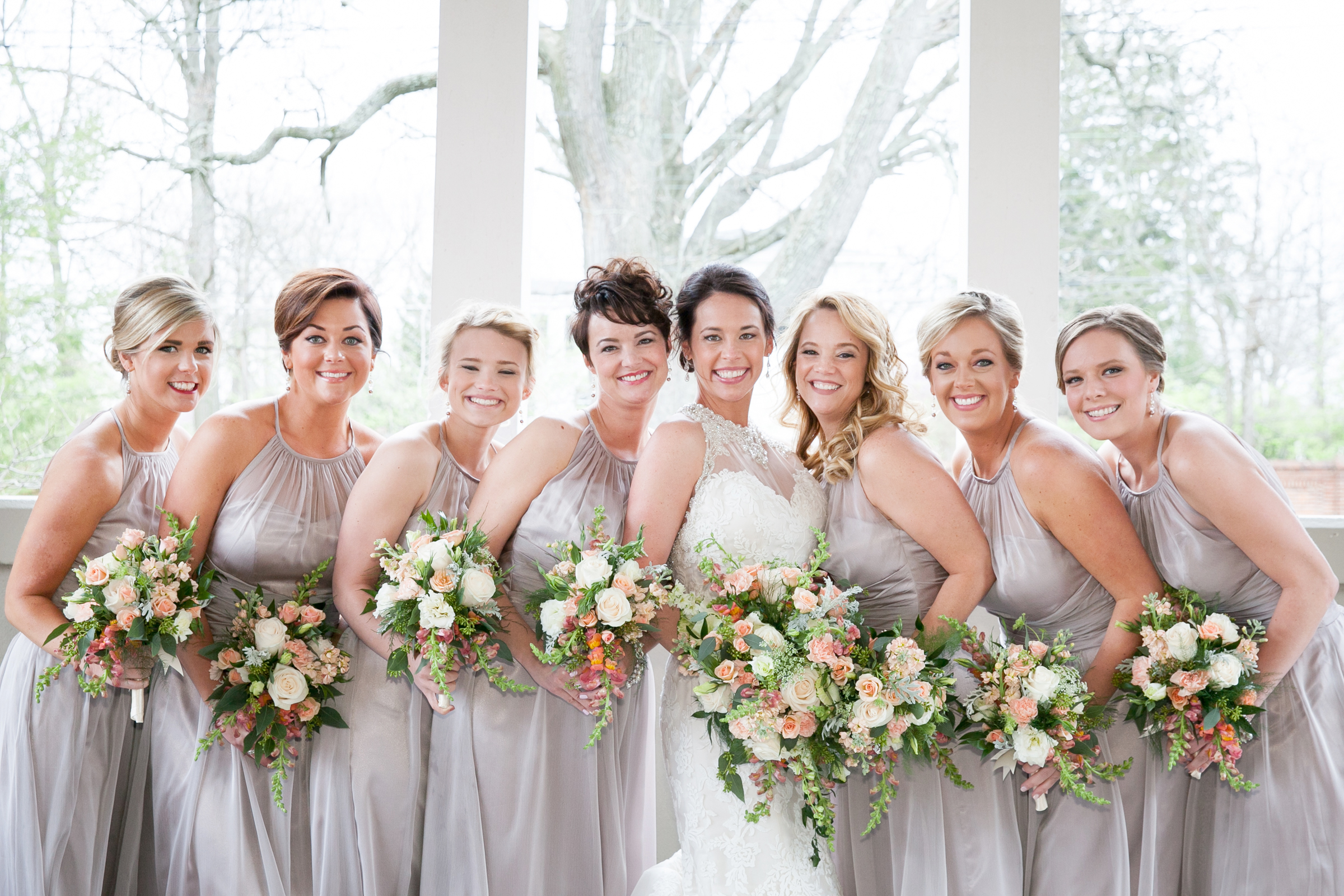 Image of bridal party